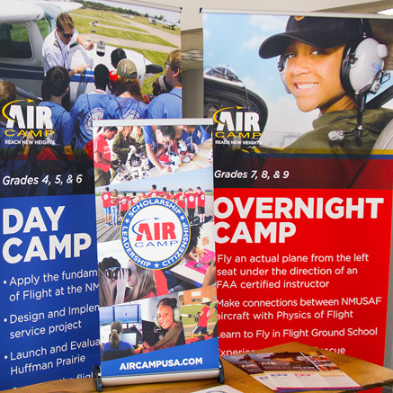 air camp image
