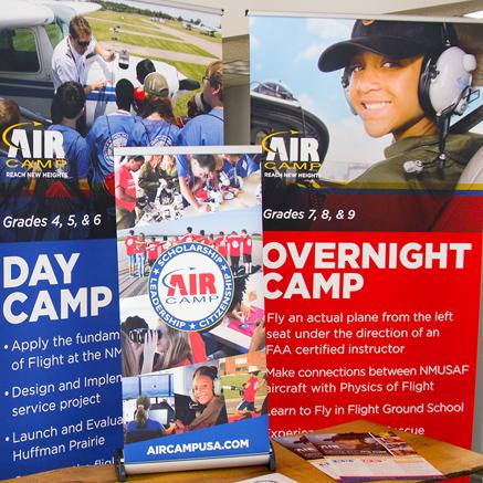 air camp image