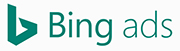 Advertise with Bing logo