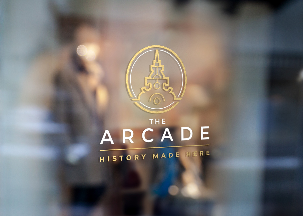 Arcade Branding