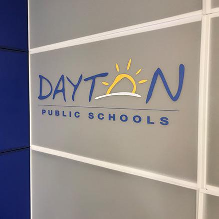 Dayton Public Schools website design thumb