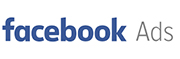 Advertise with Facebook logo