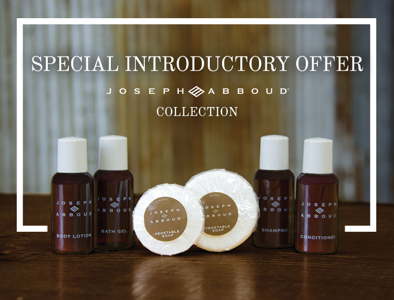 Essentials Amenities Branding