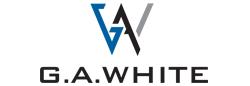 G.A. White logo