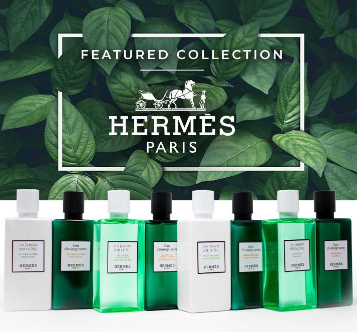 Essentials Amenities Branding