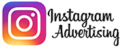 Advertise with Instagram logo