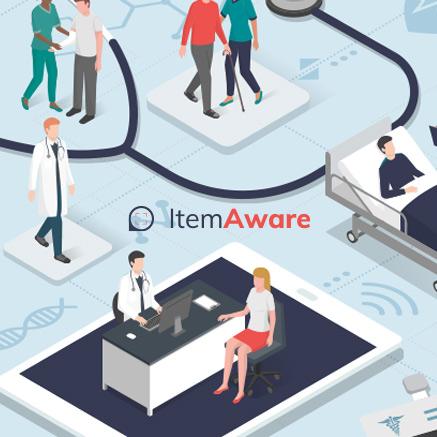 Item Aware website design thumb