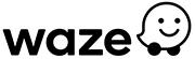 Advertise with Waze logo