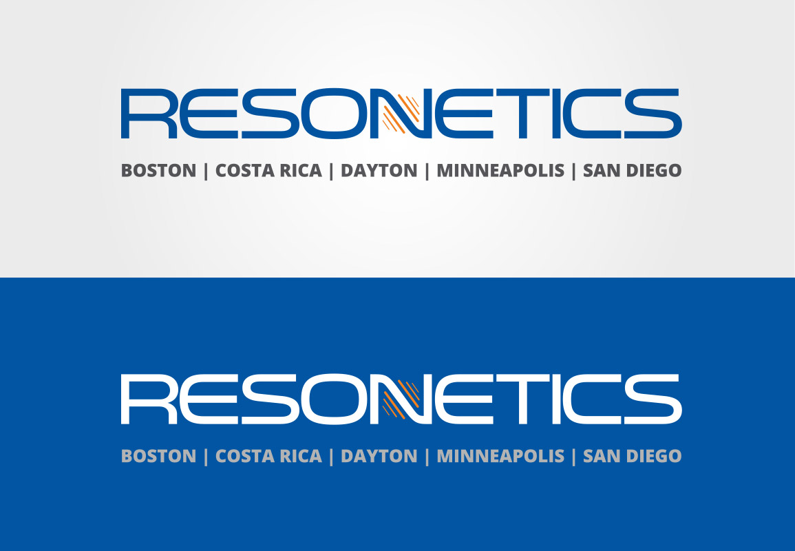 Resonetics branding