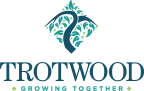 Trotwood growing together logo
